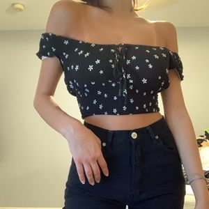 PACSUN CROPPED TOP
